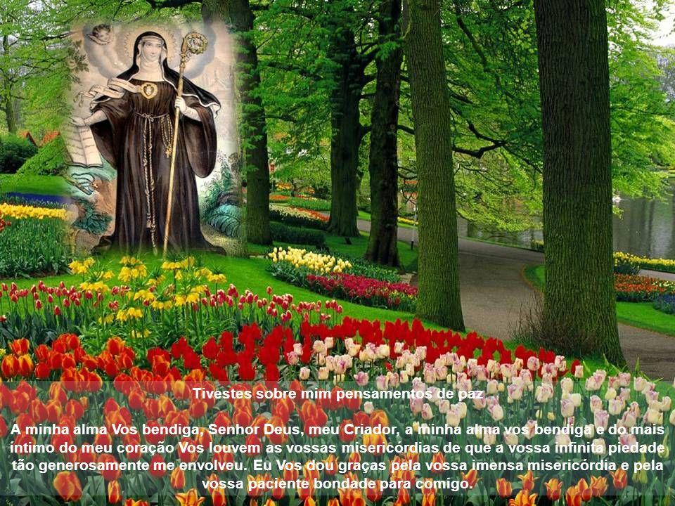 Produziu numerosos textos, mas somente dois deles: Revelações do Amor Divino, parcialmente escrito com outras monjas da comunidade, e Exercícios Espir