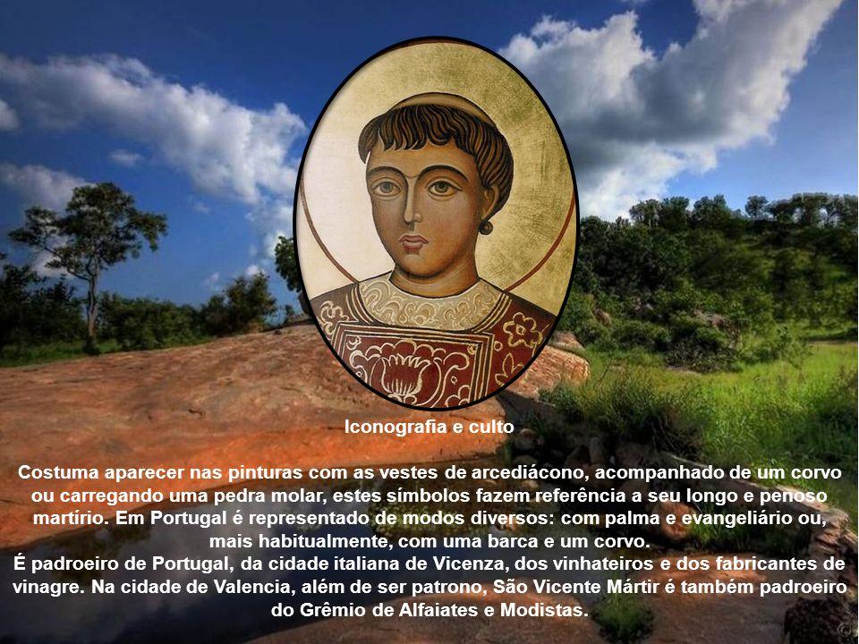 Atualidade de São Vicente No Brasil, recebeu o título de São Vicente a primeira vila fundada pelos portugueses, no litoral paulista, em 1532, tornando