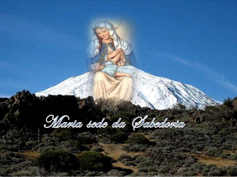 Maria sede da Sabedoria
