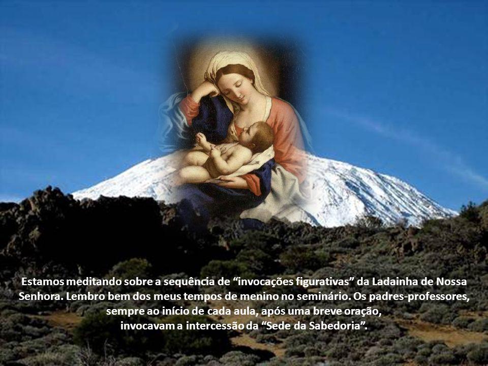 Existem também pessoas bastante simples, mas que possuem uma sabedoria de vida que vem do Alto, de Deus, do seu Espírito.