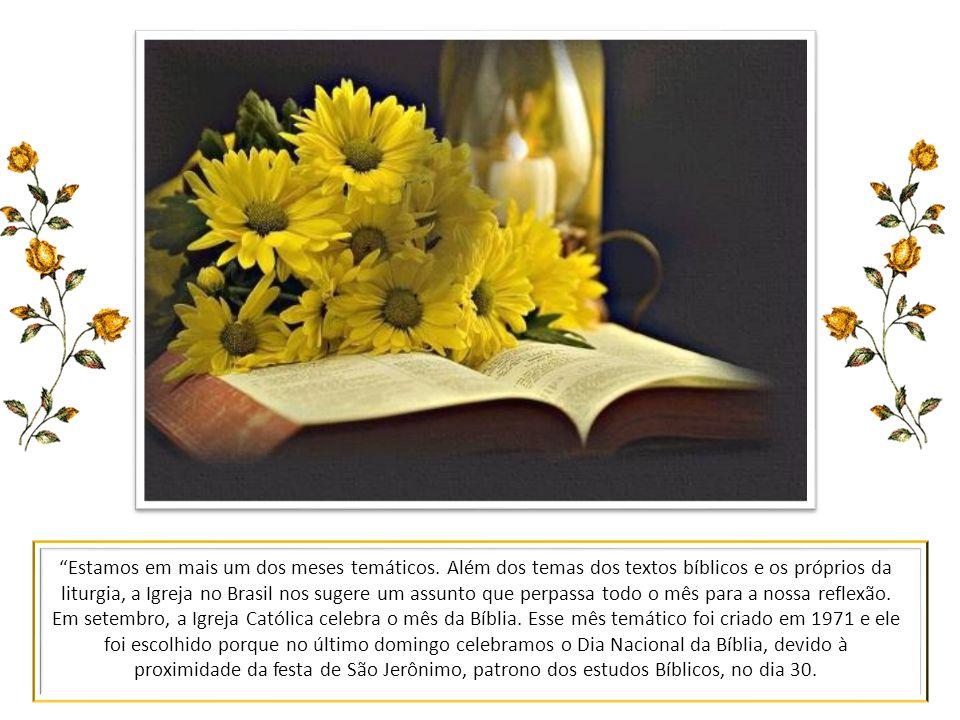 Estes materiais nos ajudam para a leitura individual.