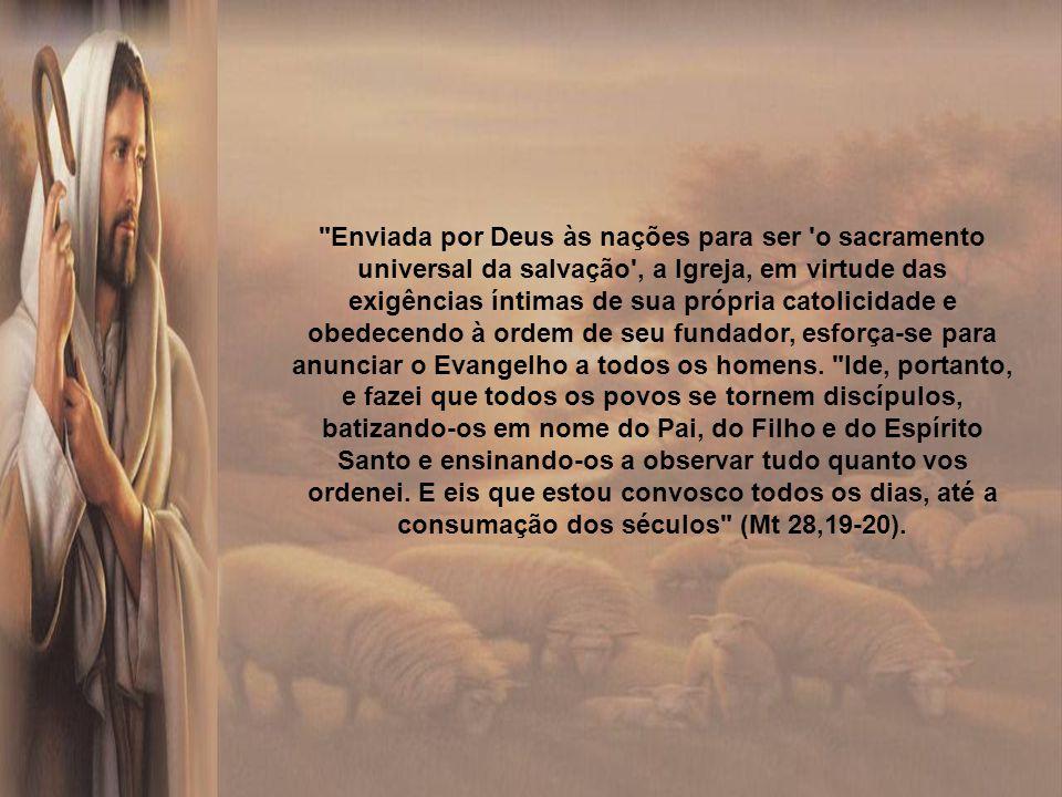 Caríssimos, Neste mês de outubro, mês dedicado ao Santo Rosário e às santas missões, queremos nesta última sexta- feira, com esta meditação, encerrarm