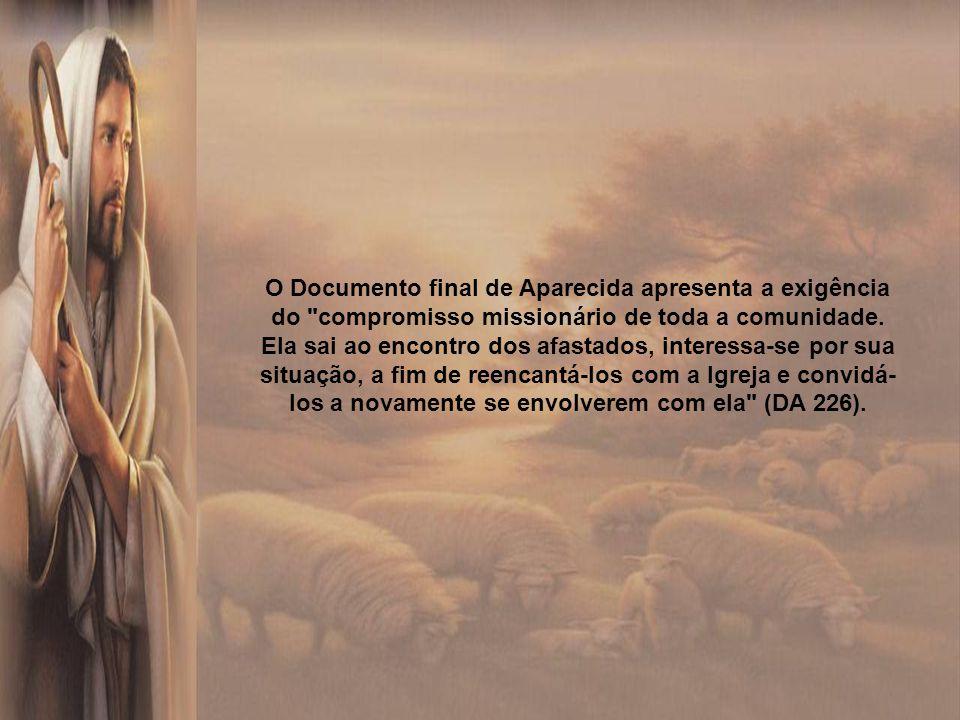 São características do Missionário: Ad Gentes: anunciar o Evangelho aos que não são cristãos. Ad Extra: sair do nosso país de origem e ir aonde o Senh