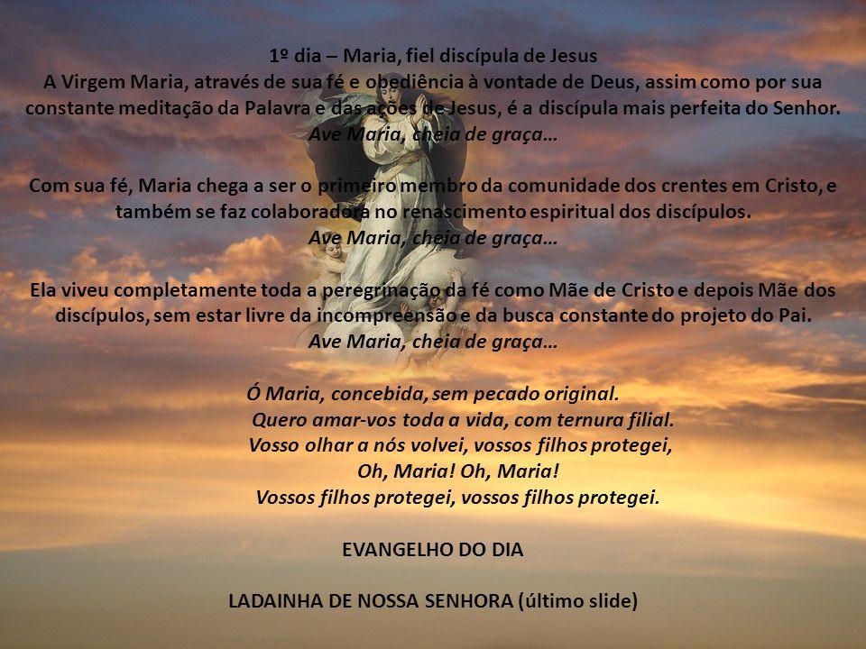 Tríduo à Nossa Senhora Aparecida Todos os dias Em nome do Pai, do Filho e do Espírito Santo. Amém. A graça e a paz de Deus, nosso Pai, e de Jesus Cris