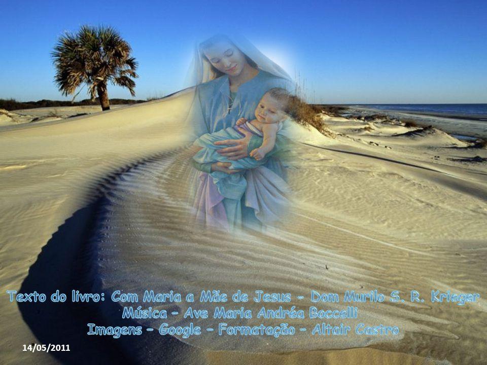 Fostes digna de hospedar o Senhor, porque acolhestes em vós, Aquele que é tão grande, que nenhuma coisa do mundo poderia conter. São Gregório de Nissa