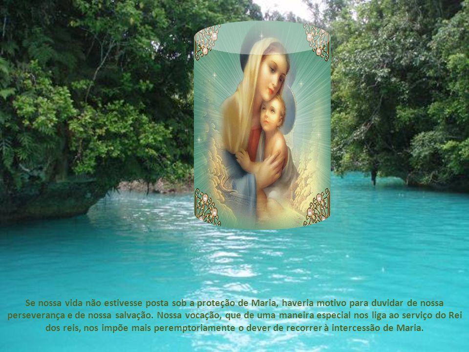 NOSSA SENHORA E A EUCARISTIA Maria, Mãe dos Adoradores