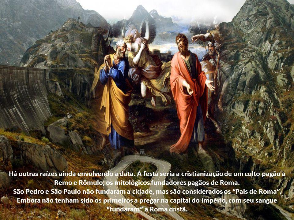 Mas não há certeza quanto ao dia, nem quanto ao ano desses martírios. A morte de Pedro poderia ter ocorrido em 64, ano em que milhares de cristãos for