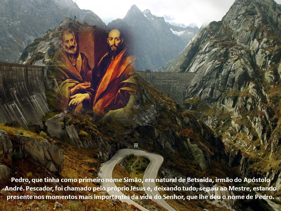 Dia 29 de Junho a Igreja Católica do mundo inteiro celebra a santidade de vida de São Pedro e São Paulo. Estes santos são considerados os cabeças dos