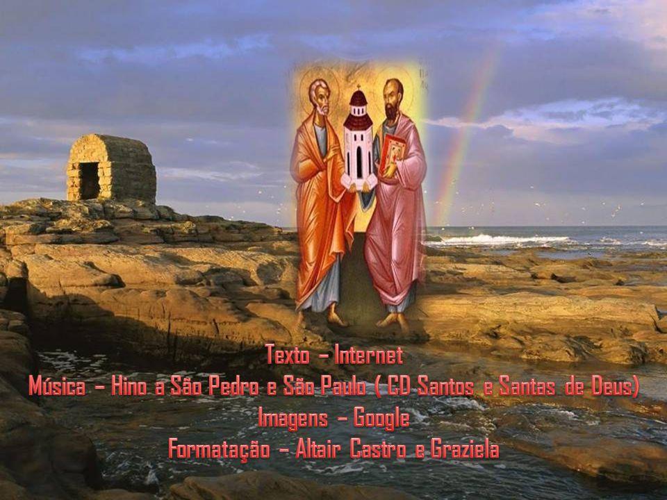 São Paulo, que foi arrebatado para o colégio apostólico de Jesus Cristo na estrada de Damasco, como o instrumento eleito para levar o seu nome diante