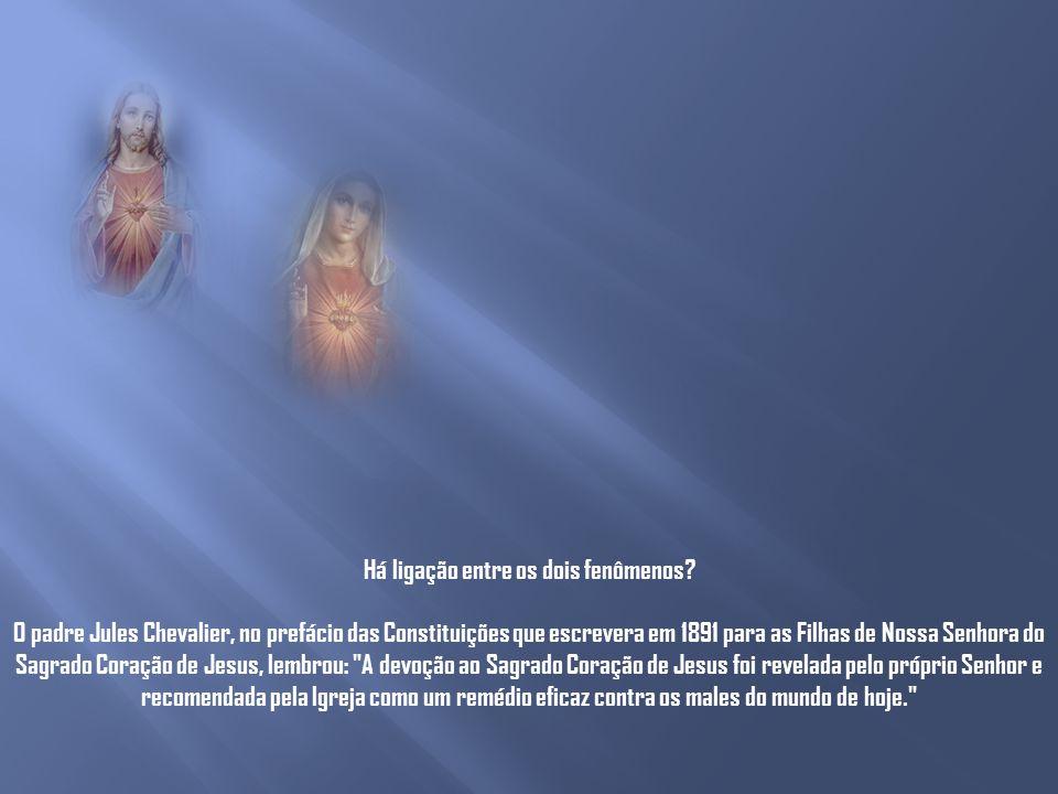 A Divina Providência, para combater os males de uma época, suscita não só pessoas ou instituições.