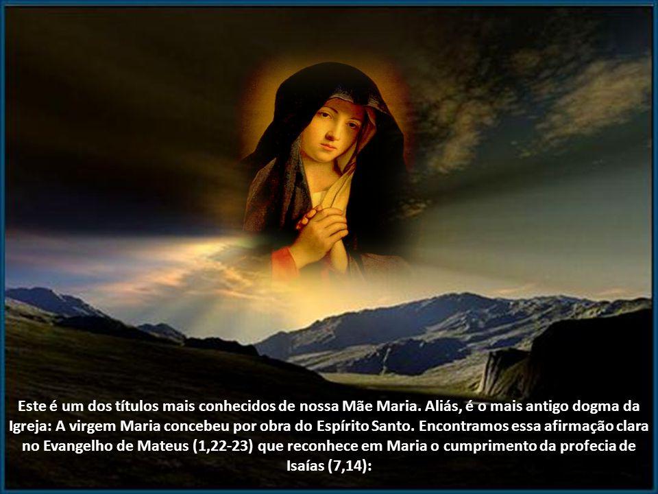 Virgem das Virgens