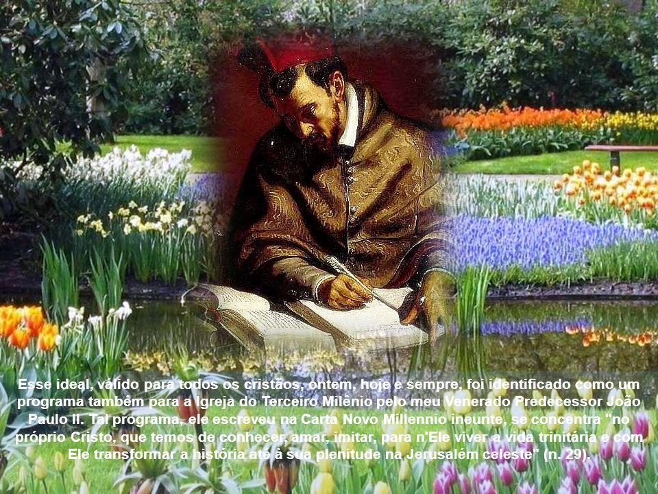 Qual é a imagem de São Francisco que emerge do coração e dos escritos de seu filho devoto e sucessor, São Boaventura.