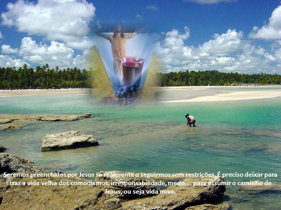 A maior fonte da espiritualidade é Jesus Cristo.