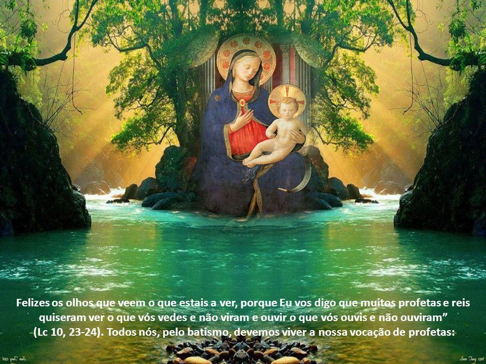 Ele disse: Agora, Senhor, deixai o vosso servo ir em paz, segundo a vossa palavra.