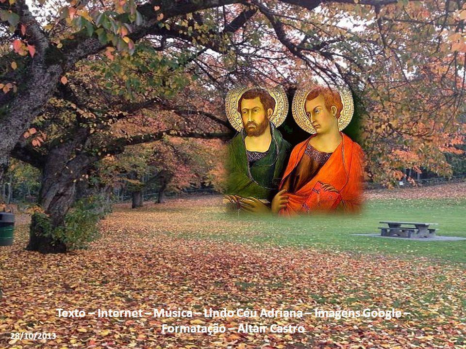 Uma antiga tradição diz que Simão encontrou-se com o apostolo Judas Tadeu na Pérsia e, desde então, viajaram juntos. Percorreram as doze províncias do