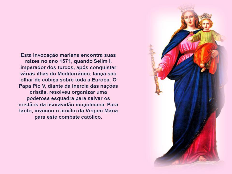 Oração a Nossa Senhora Auxiliadora, Protetora do Lar Santíssima Virgem Maria a quem Deus constituiu Auxiliadora dos Cristãos, nós vos escolhemos como Senhora e Protetora desta casa.