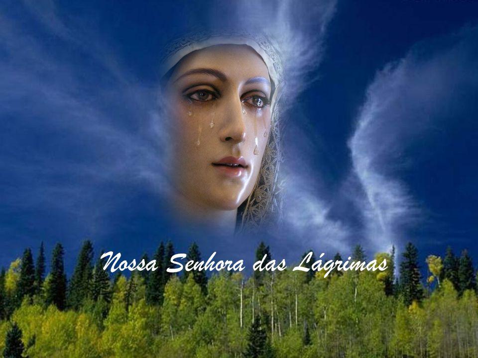 O Meu Coração se abre e faz jorrar sobre aquelas almas as torrentes de minha misericórdia.