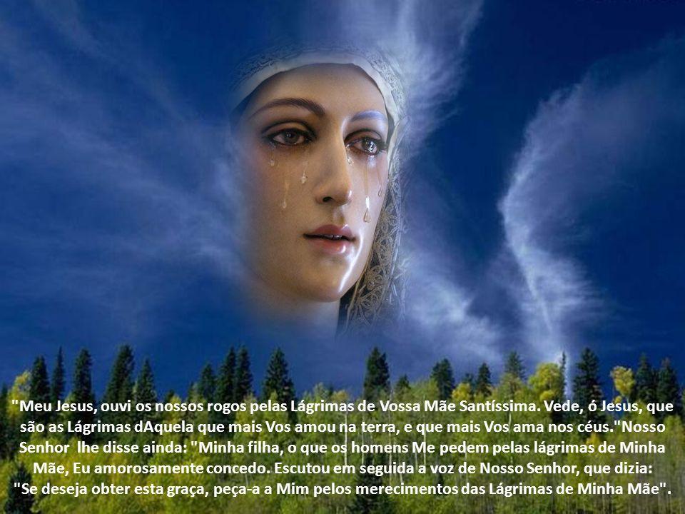 Irmã Amália perguntou: Como devo eu rezar.