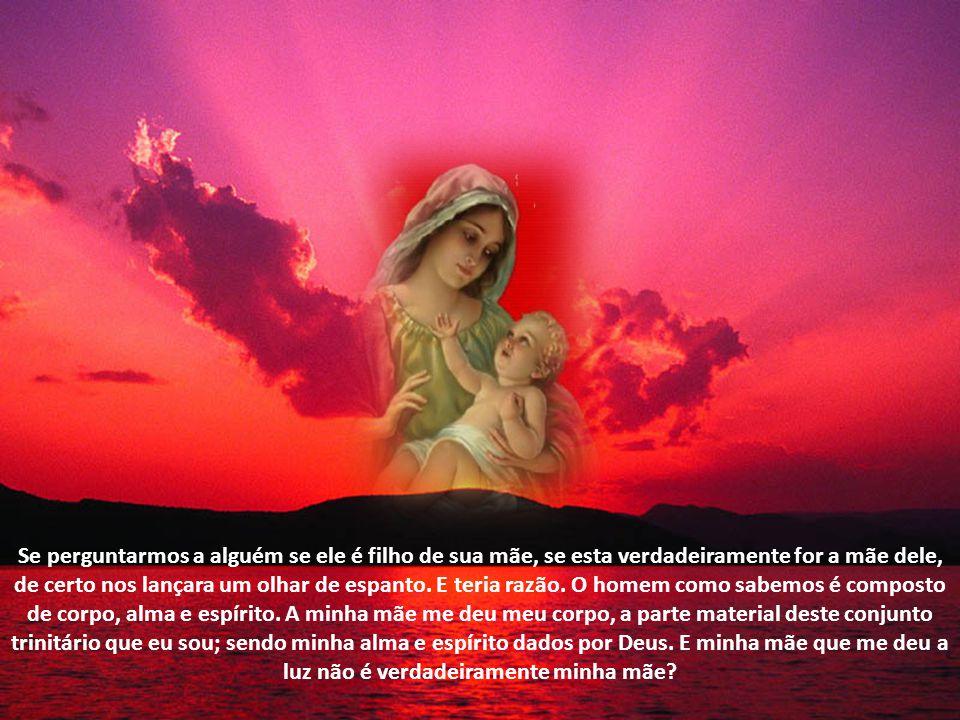 Celebramos, no início do ano civil e oitava do Natal, a Solenidade de Santa Maria, Mãe de Deus.