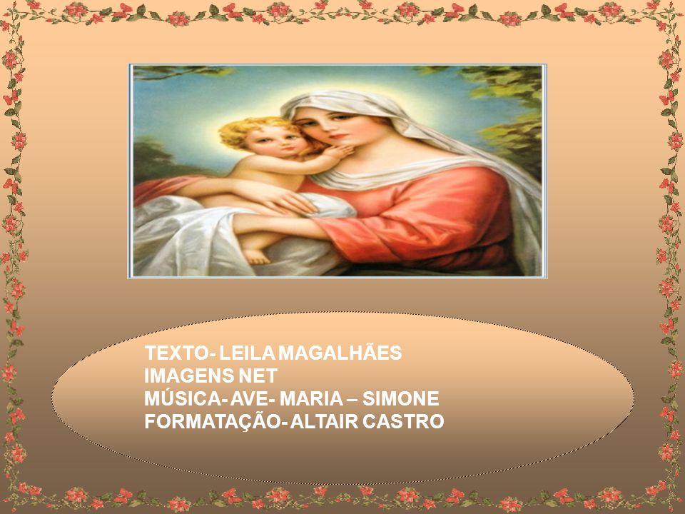 tradição e uma oração para que a nossa aproximação de Maria, e por ela de Deus, seja sempre mais intensa e frutífera.