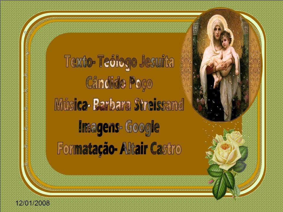 Se a primeira Eva dialogou com o demônio, desobedeceu a Deus e trouxe sobre o mundo morte e ruína, Maria, a Nova Eva, dialoga com o Anjo, obedece a Deus e traz para o mundo o Salvador e, com Ele, a salvação.