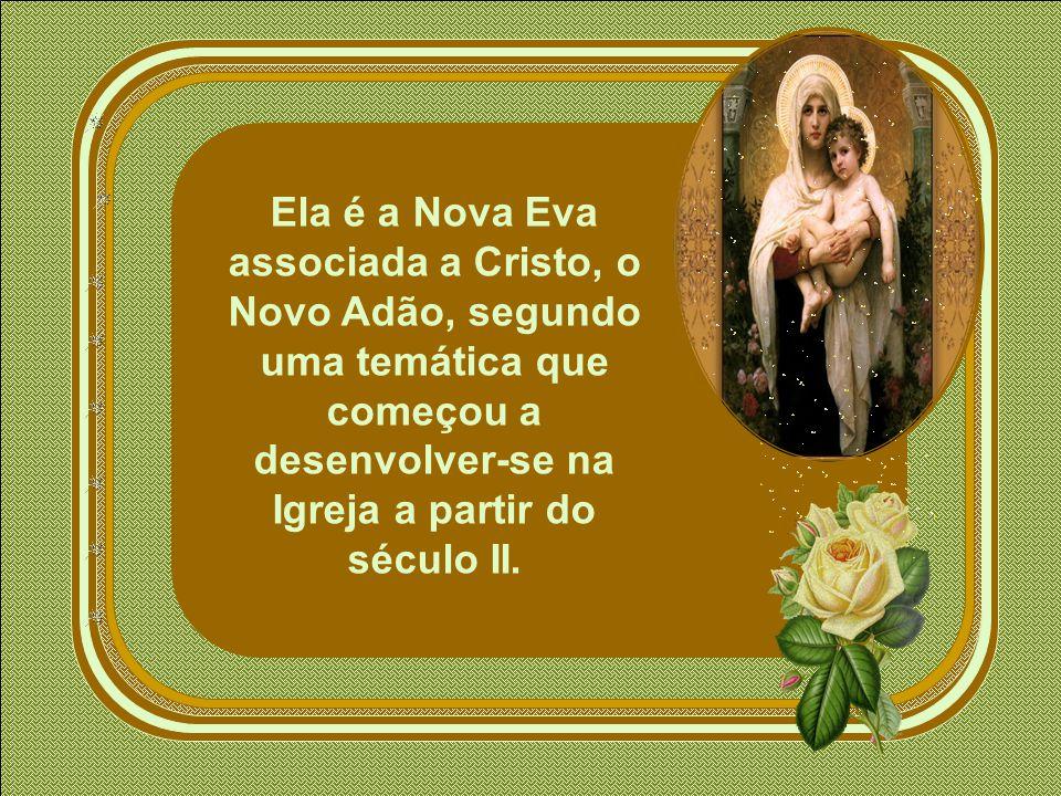 Finalmente, convém não esquecer que a Maternidade de Maria com respeito ao Filho de Deus, associa sua existência à de seu Filho.