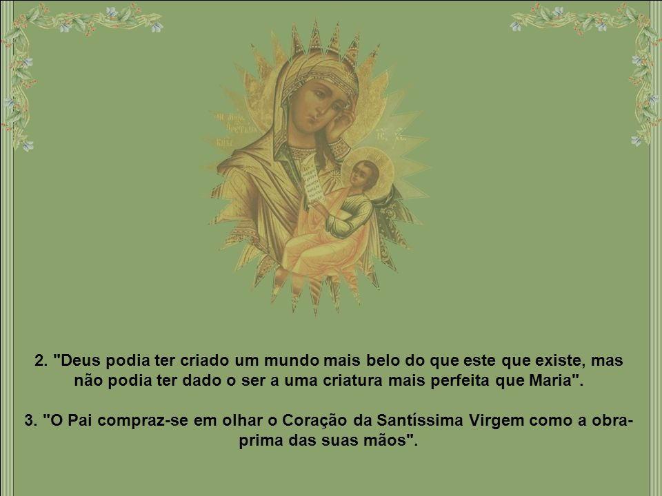 Neste sábado, partilho convosco algumas frases de São João Maria Vianney, o Cura dArs, sobre a Virgem Maria, por quem nutria particular e filial devoç