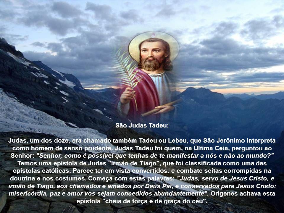 Outros dizem que Simão foi sepultado perto do Mar Negro; na Caucásia foi elevada em sua honra uma igreja entre o VI e o VIII séculos. Beda, pelo ano d