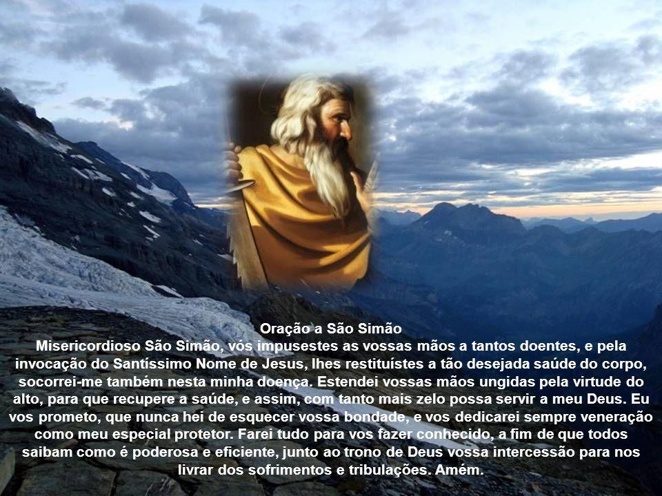 Santa Brígida refere que Jesus lhe disse que recorresse a este apóstolo, pois ele lhe valeria nas suas necessidades. Tantos e tão extraordinários são