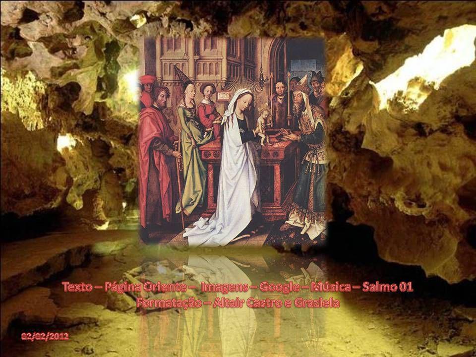 É justo, pois, que a mãe se apresente na Igreja para pedir a bênção divina. Faz a Deus oferecimento do filho, prometendo ao Senhor ver nele uma propri