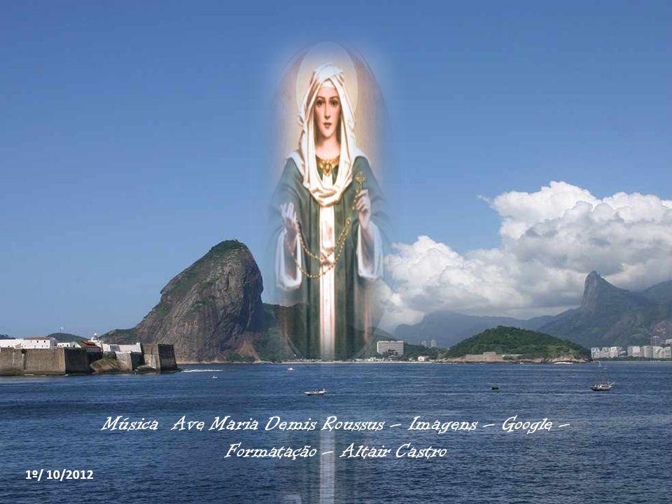 Os diversos títulos e os santuários espalhados por todo o Continente testemunham a presença próxima de Maria às pessoas, e ao mesmo tempo manifestam a fé e a confiança que os devotos sentem por ela.