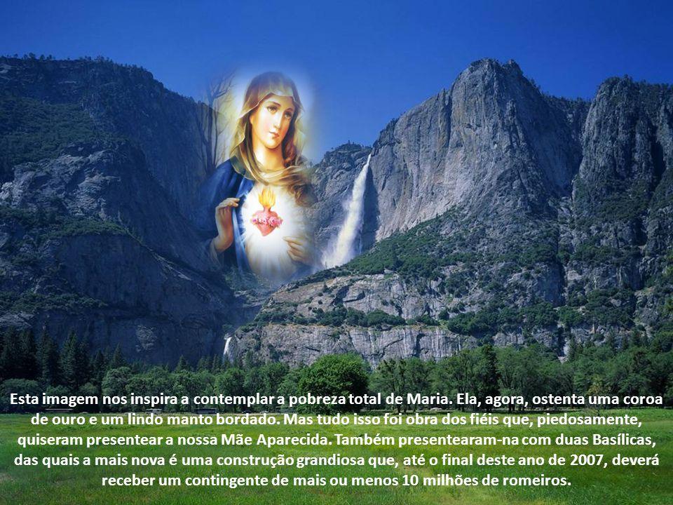 Se formos, enfim, resumir a vida de Maria, veremos que nela mais se destacam a pobreza, a interioridade e o sofrimento, assim como em seu Filho. Em Ap