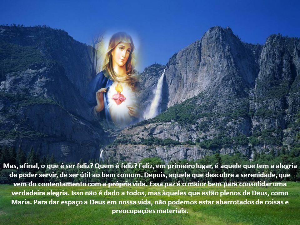 A vida pública de Jesus proporcionou a Maria três anos de aprendizado, que fizeram dela modelo de discípula e de evangelizadora para nós. Dentre os te