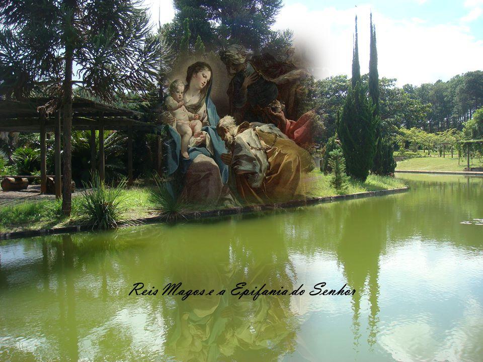 Mostra-nos Deus que por sua vez está em peregrinação em direção ao homem.