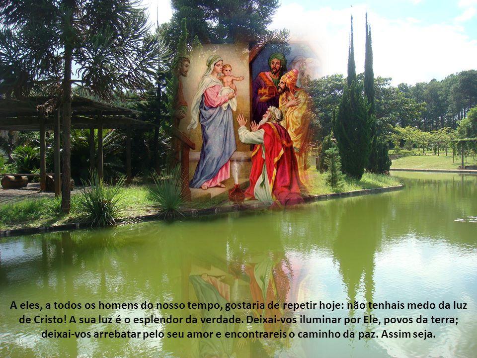 De fato, Ele é o Tudo e a Igreja existe unicamente para permanecer unida a Ele e dá-Lo a conhecer ao mundo.