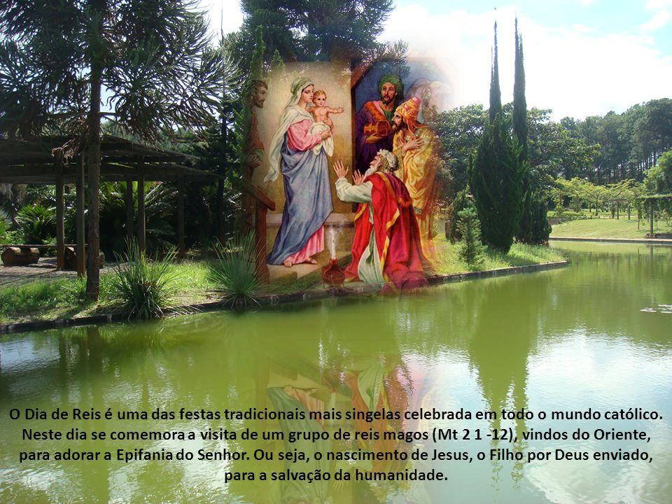Reis Magos e a Epifania do Senhor