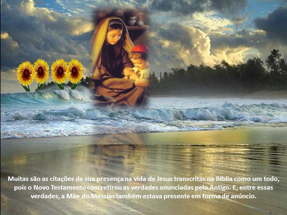O mês de maio para o cristão católico tem um sabor especial. Pois venera-se, nesse mês, Maria, a Mãe de Jesus. Mas o que Maria tem a nos ensinar com s