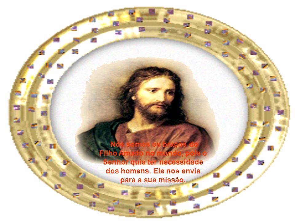 Cristo é Deus de Deus Verdadeiro. Ele era o menino de Maria. Ele vivia em Nazaré. Conhecê-lo como deve ser conhecido deve ser a nossa meta. Digamos co