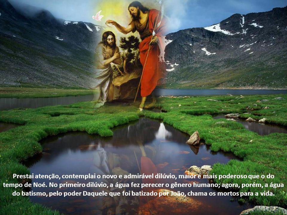 Não foi só o profeta Davi que disse; também o apóstolo Paulo confirmou o seu testemunho com estas palavras: A graça de Deus se manifestou trazendo a S