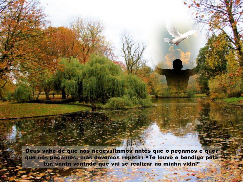 O louvor integra as outras formas de oração e as leva Àquele que é sua fonte e término final: O único Deus, o Pai, de quem tudo procede e para quem nó