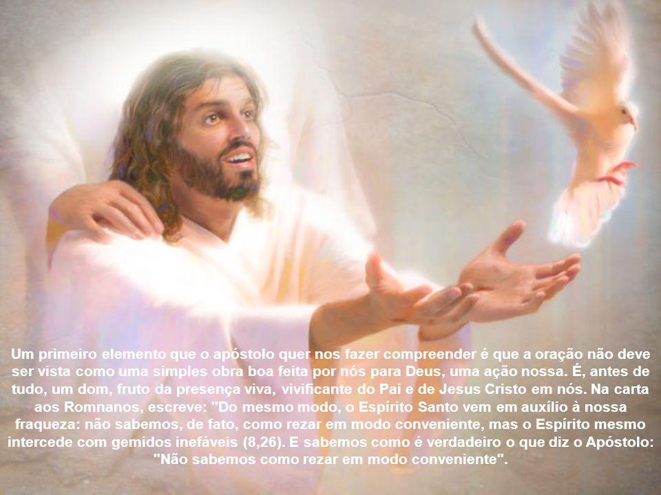 A liberdade do Espírito, continua São Paulo, não se identifica nunca com a libertinagem, nem com a possibilidade de fazer a escolha pelo mal, mas sim, com o fruto do Espírito que é amor, alegria, paz, magnanimidade, benevolência, bondade, fidelidade, mansidão e domínio de si (Gal 5,22).
