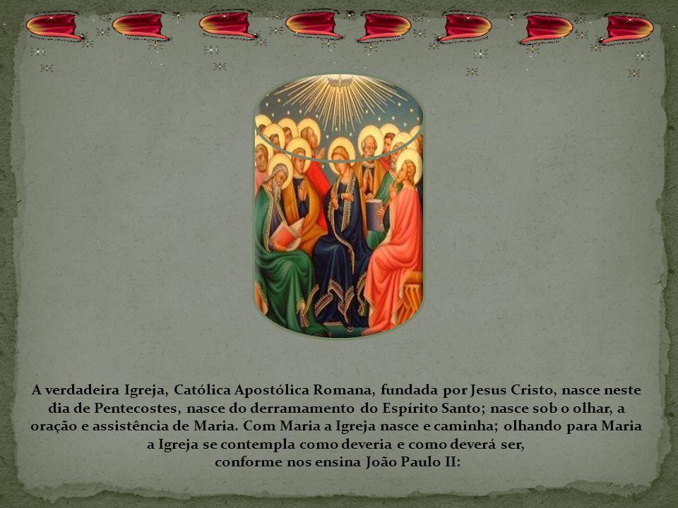 Chegando o dia de Pentecostes, estavam todos reunidos no mesmo lugar. De repente veio do céu um ruído, como se soprasse um vento impetuoso, e encheu t