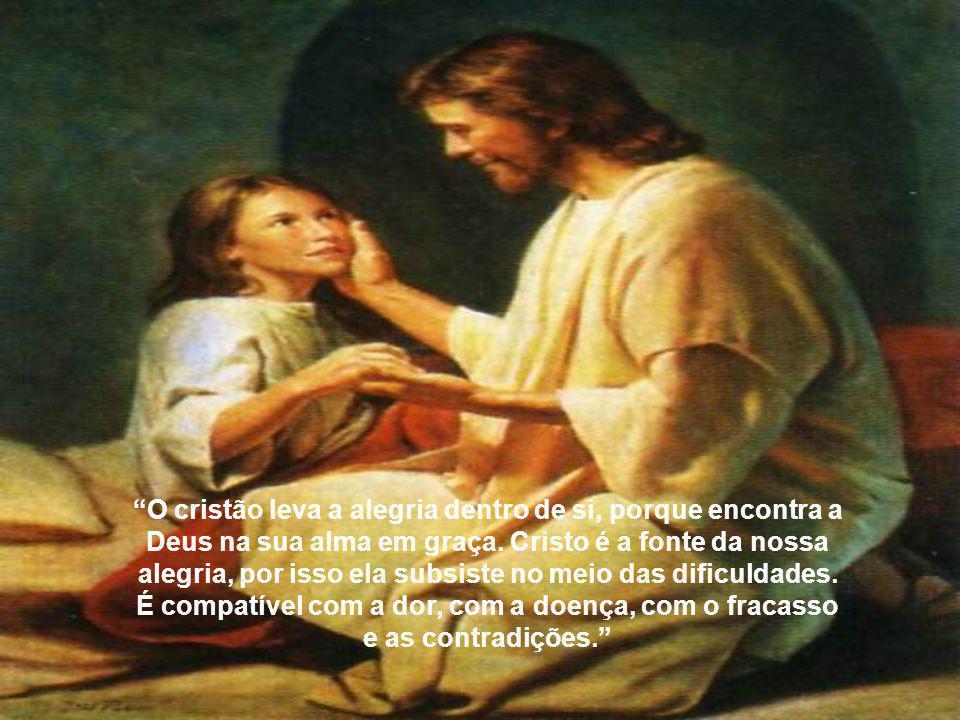 E agora, com João Batista, apresentemos ao Deus-Amor, os nossos gestos de cristão: Quem tem duas túnicas dê uma ao que não tem; e quem tem o que comer