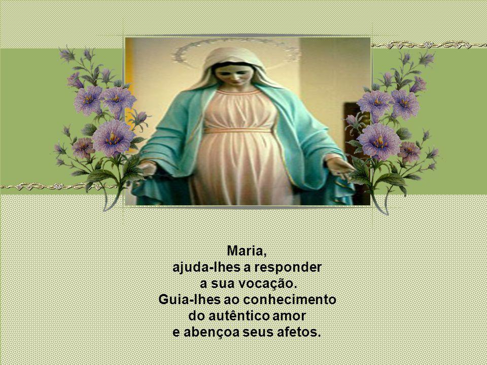 São também eles os jovens aos que a Igreja olha com confiança consciente de que com a ajuda da graça de Deus conseguirão crer e viver como testemunhas