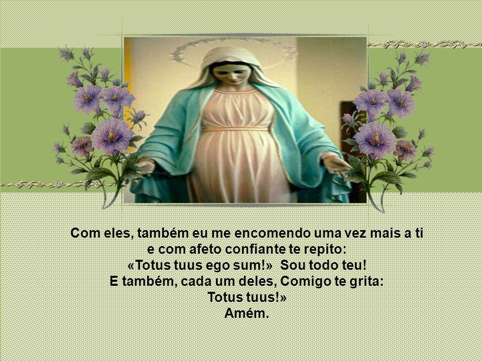 Apóia-lhes no momento do sofrimento. Faz-lhes mensageiros intrépidos da saudação de Cristo no dia de Páscoa: A paz esteja convosco!