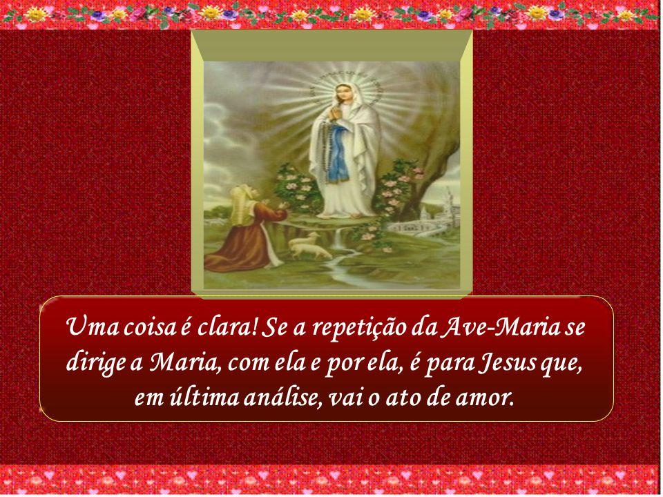 Além do significado específico do texto, foi tão importante na missão de Pedro, não passa despercebida a ninguém a beleza dessa tríplice repetição.