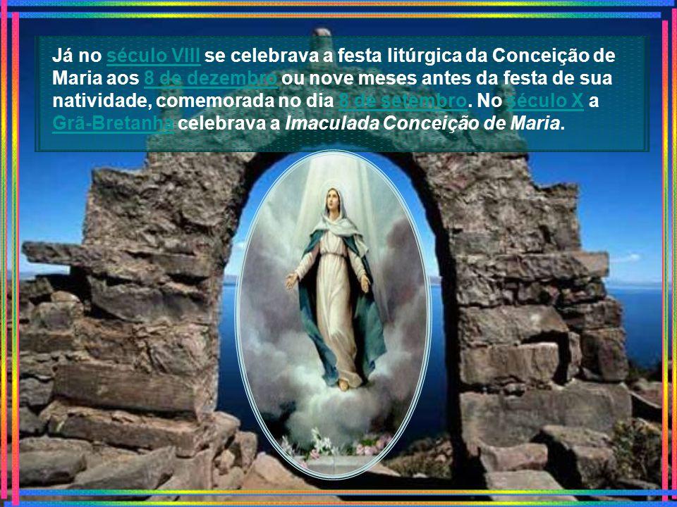 Os escritos cristãos do século II testemunhavam a idéia, concebendo Maria como nova Eva, ao lado de Jesus, o novo Adão, na luta contra o mal.