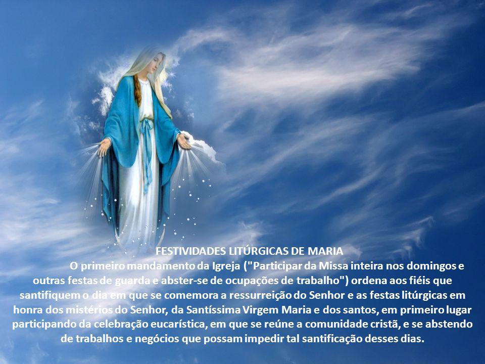 FÉ EM MARIA FUNDADA NA FÉ EM CRISTO O que a fé católica crê acerca de Maria funda-se no que ela crê acerca de Cristo, mas o que a fé ensina sobre Mari