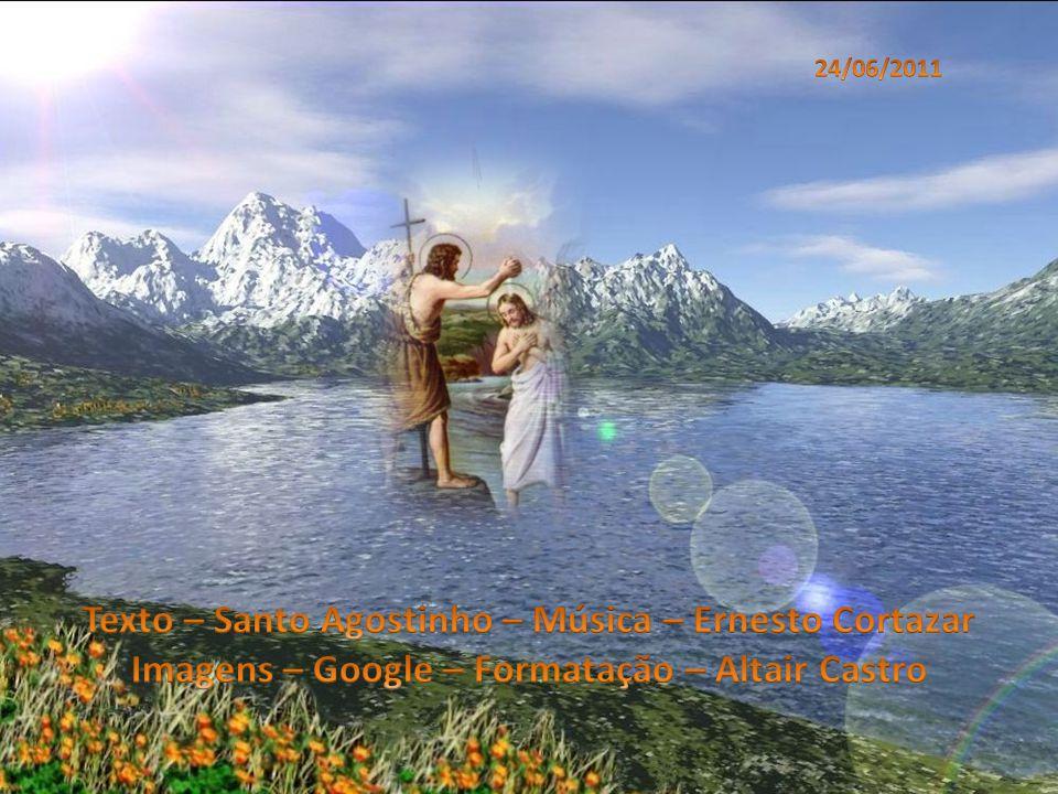 O fato de Zacarias recuperar a fala ao nascer João tem o mesmo significado que o rasgar-se do véu no templo, ao morrer Cristo na cruz.