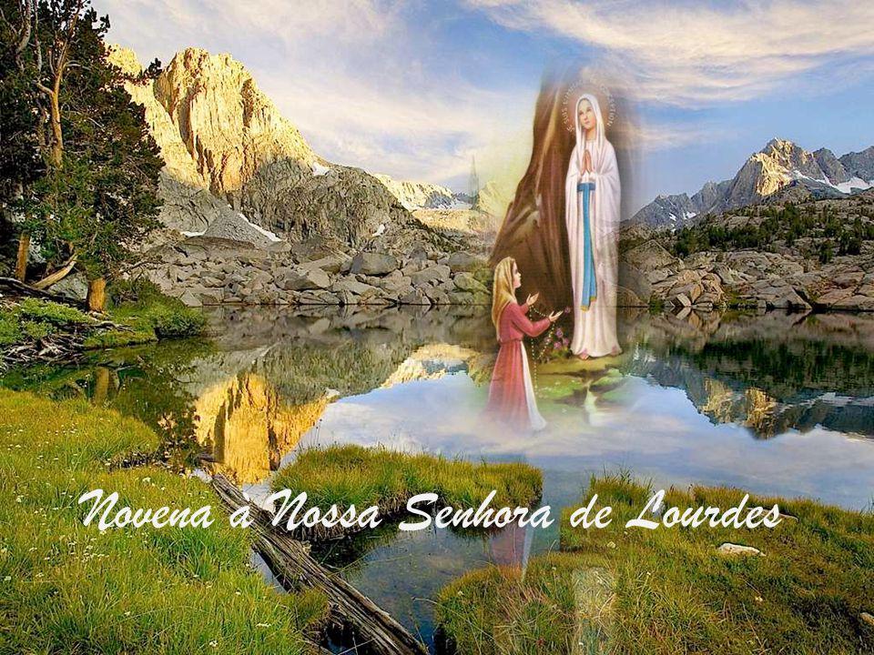 Novena à Nossa Senhora de Lourdes